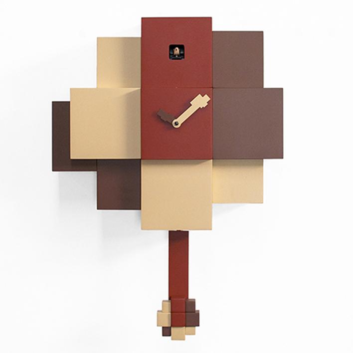 CHOCO . cuckoo – brown