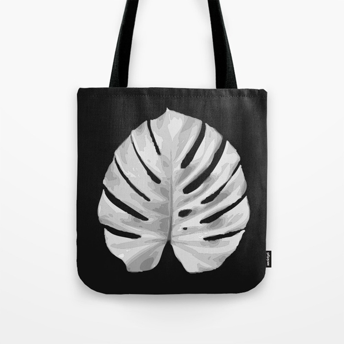 MONSTERA #3 bags detail