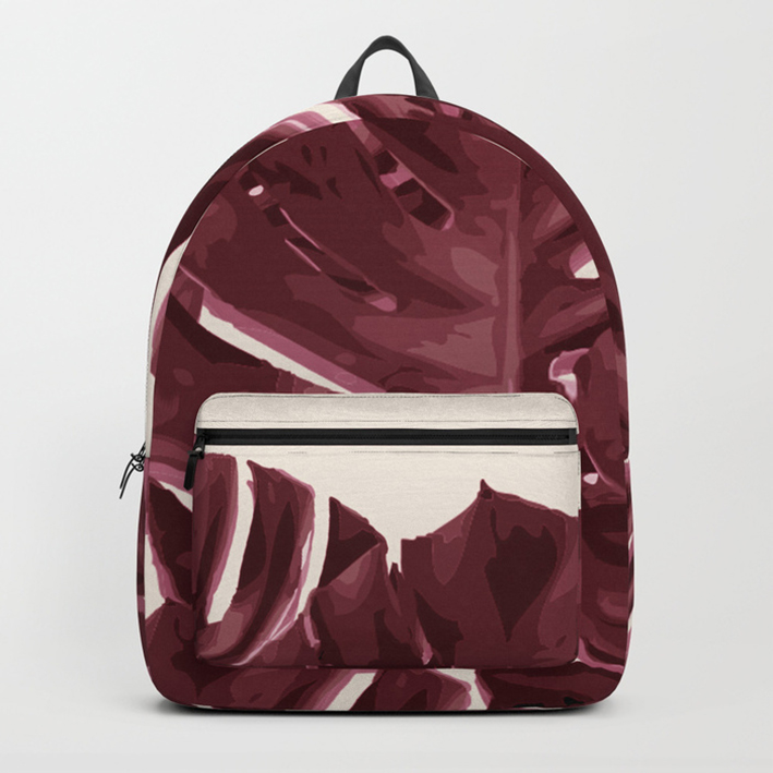 MONSTERA ANCORA #2 backpacks