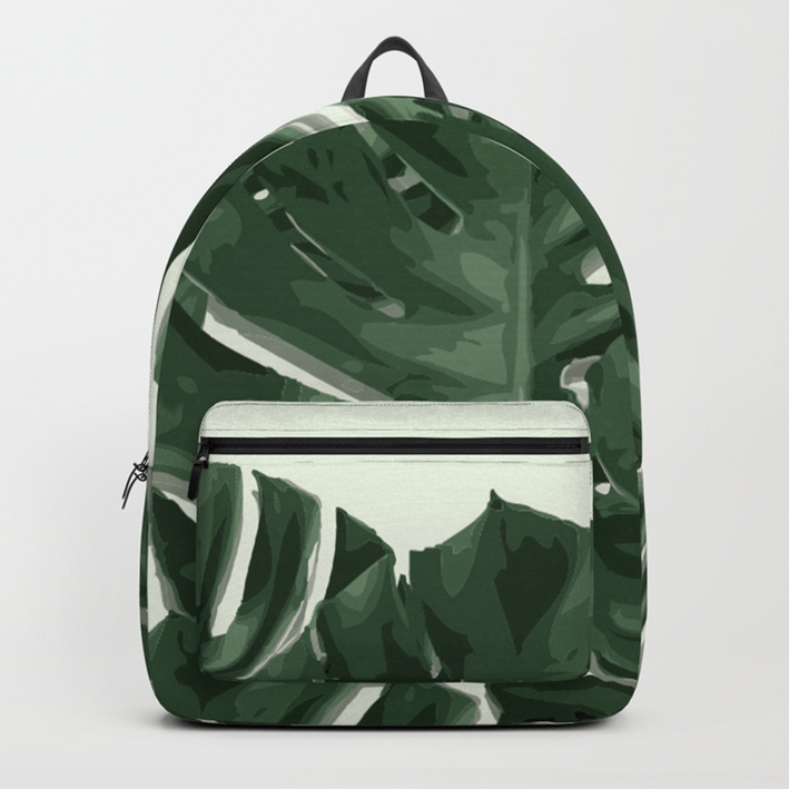 MONSTERA LE #1 backpack