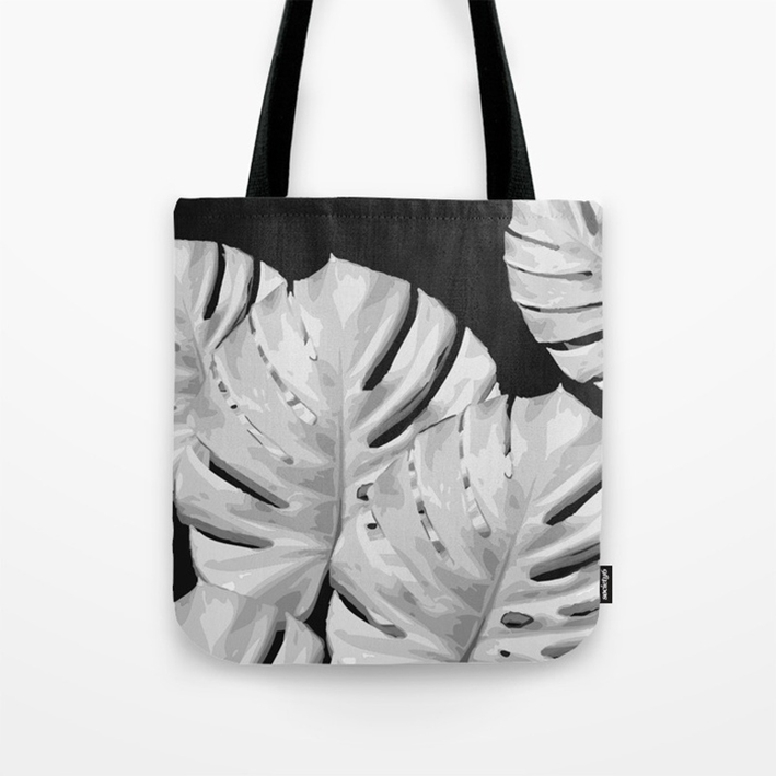 MONSTERA LE #3 bags detail