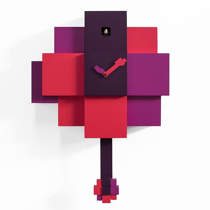 CHOCO . cuckoo – violet