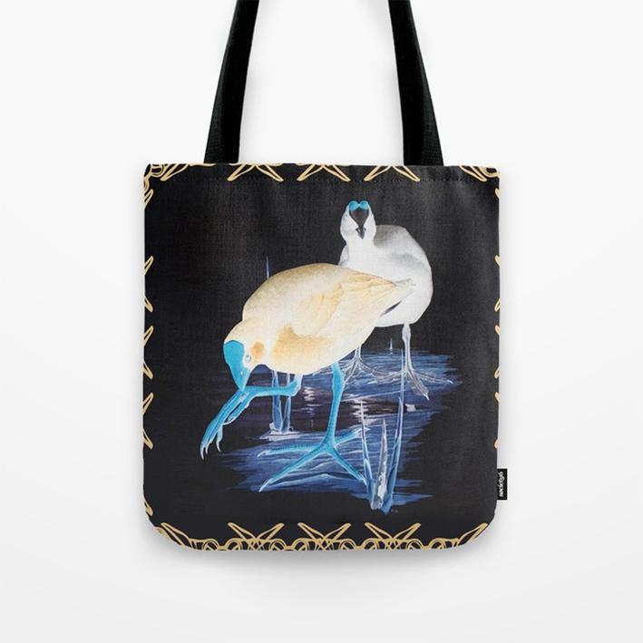 GOLDIE #4 bags detail
