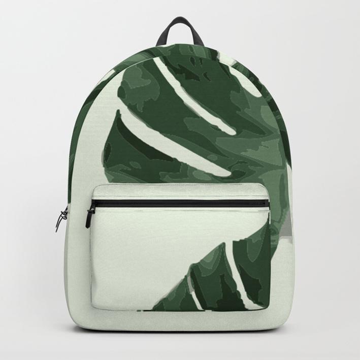 MONSTERA #1 backpack