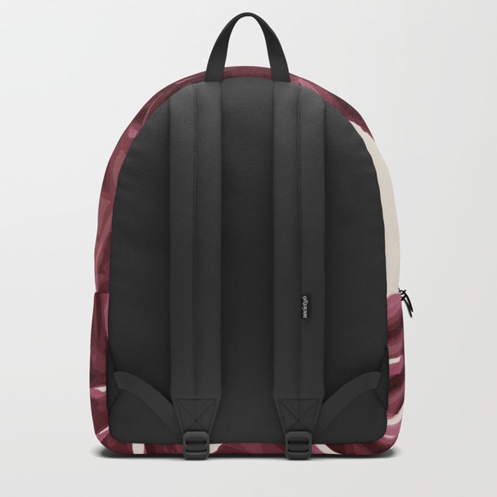 MONSTERA ANCORA #2 backpacks retro