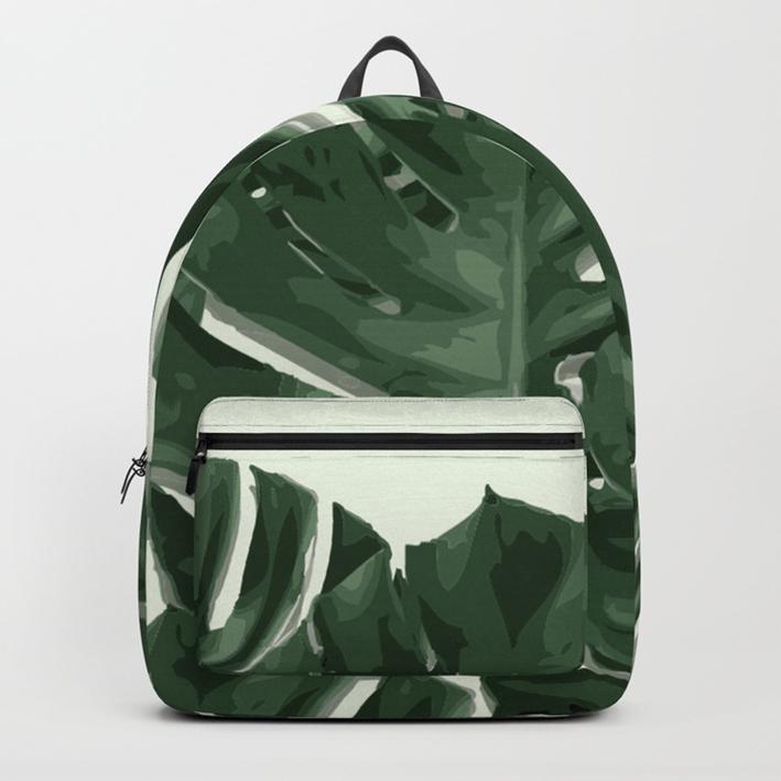 MONSTERA LE #1 backpack