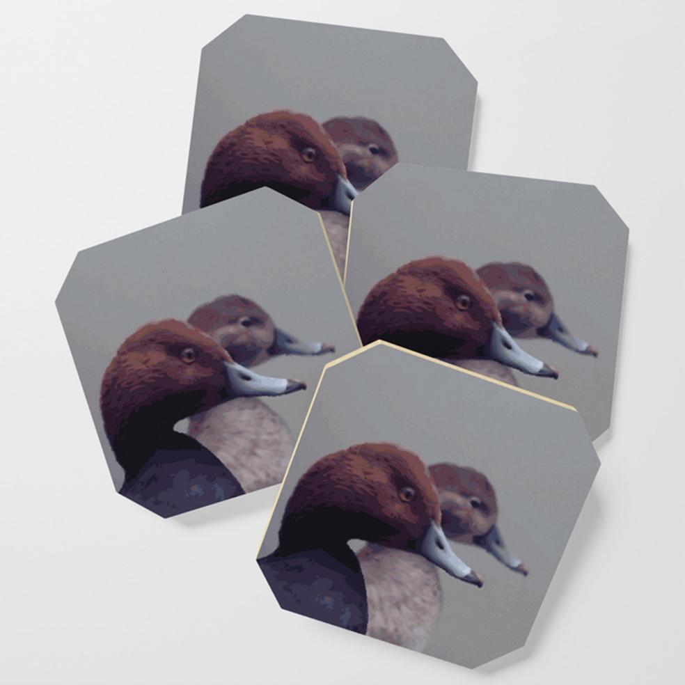 ANATRA #1 Coasters